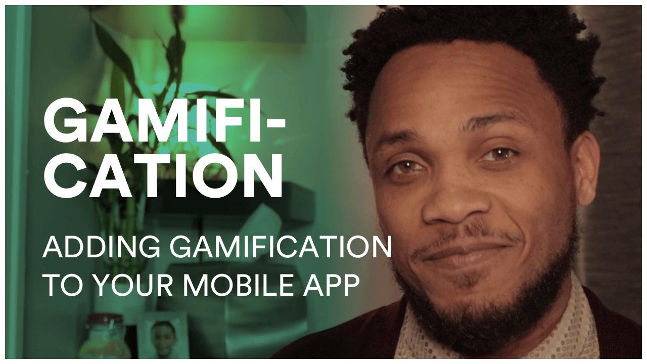 Gamification in product design video image Anticio Duke