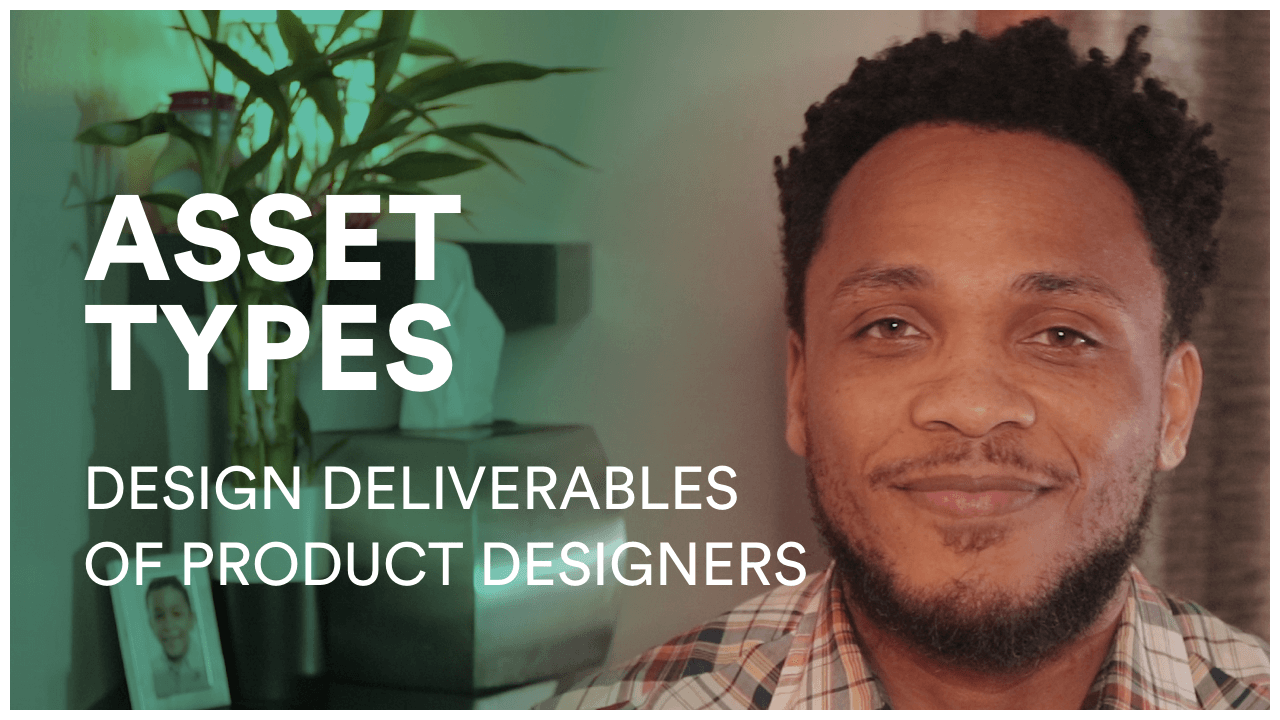 Product Design Deliverables Video Cover