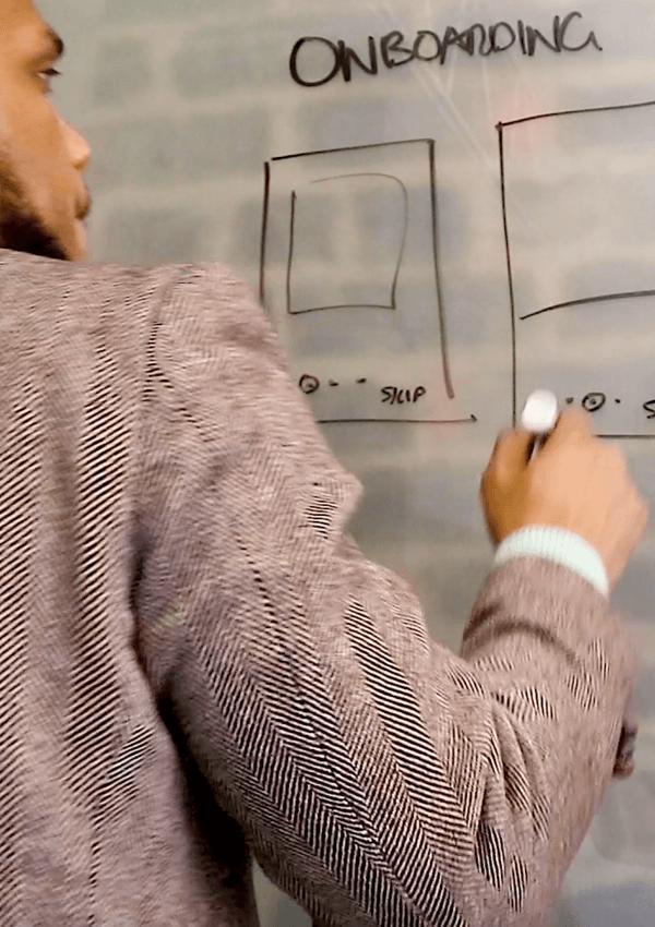 product design marker sketches by Anticio Duke