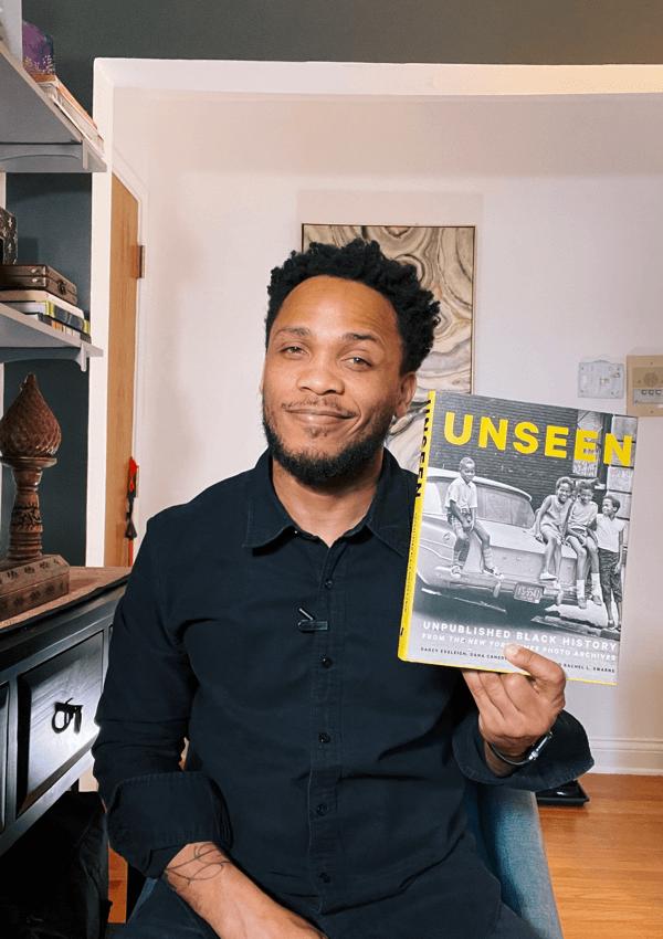 Anticio Duke reviews book unseen unpublished black history