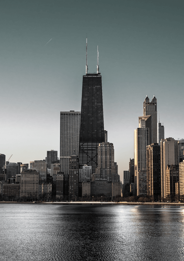 Chicago city picture by Alex Powell