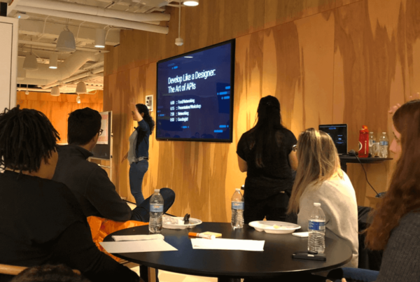 Product Design and develop event on apis